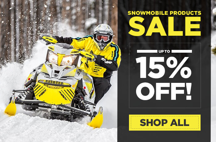 Snowmobile Products Sale - Up to 15% OFF - Shop All