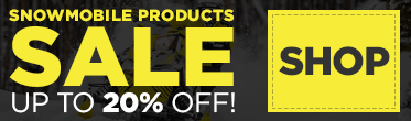 Shop our Snowmobile Products Sale!
