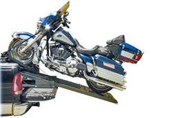 Powered Motorcycle Ramps