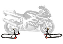 Rear & Front Motorcycle Stands