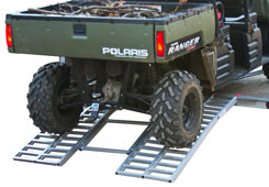 Trailer ATV Ramps