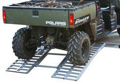 Shop Trailer ATV Ramps