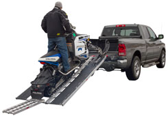 Snowmobile Ramps