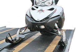 Snowmobile Trailer Accessories & Ski Guides
