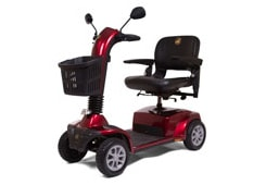 Scooters & Power Wheelchairs