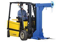 Forklift Booms