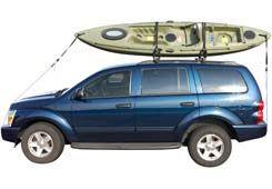 Canoe & Kayak Racks