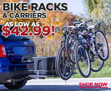 Bike Racks & Carriers as low as $42.99 - Shop Now!