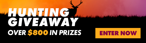 ENTER TO WIN - Hunting Products Giveaway!