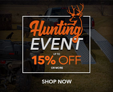 Hunting Event up to 15% Off - Shop Now!