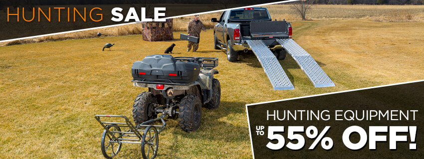 Hunting Sale