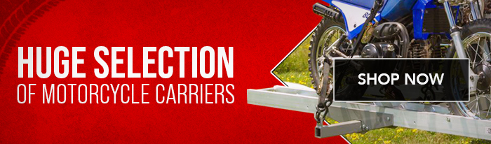 HUGE SELECTION of Motorcycle Carriers - Shop Now!