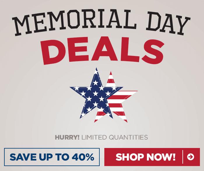 Shop All Memorial Day Deals