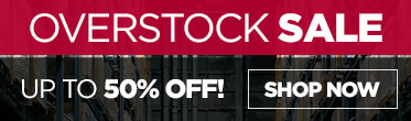 OVERSTOCK SALE - Up to 50% Off - Shop Today!