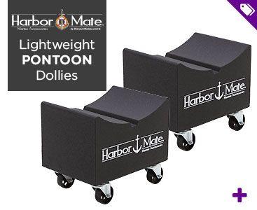 Harbor Mate Pontoon Boat Dollies - Shop Now!