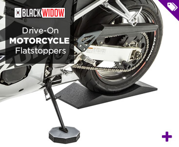 Race Ramps Drive-On Motorcycle Flatstoppers - Shop Now!