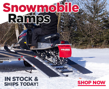 Snowmobile Ramps In Stock & Ships Today - Shop Now!
