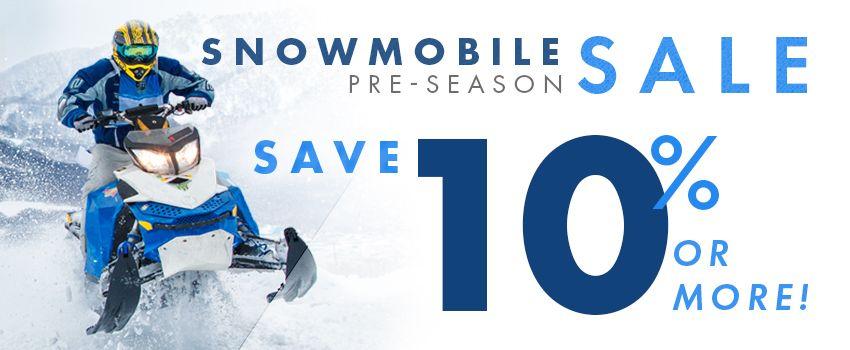 Snowmobile Sale
