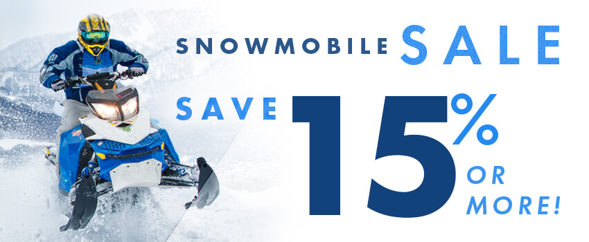 Snowmobile Sale