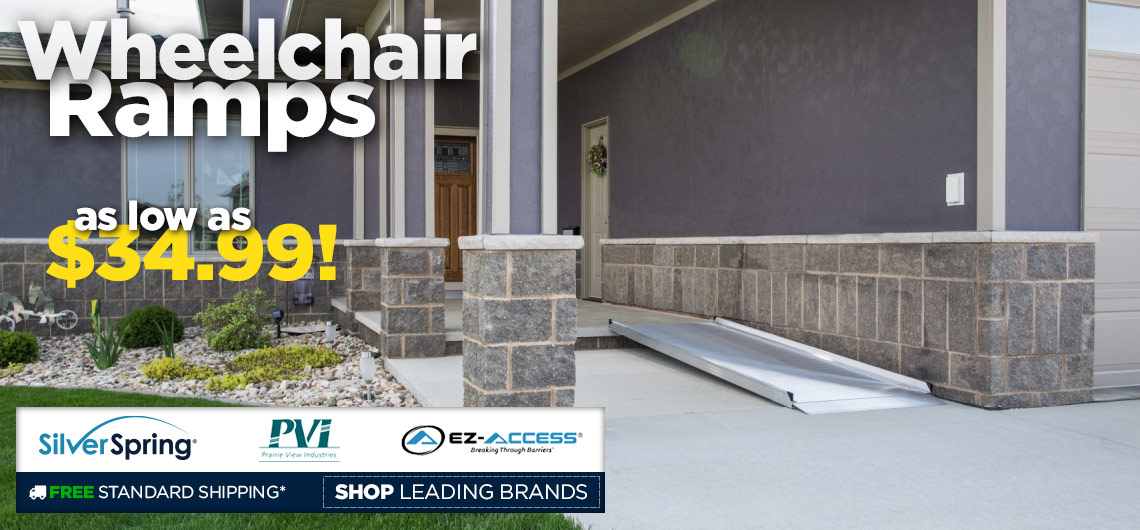 Wheelchair Ramps from $45.99 - Shop All
