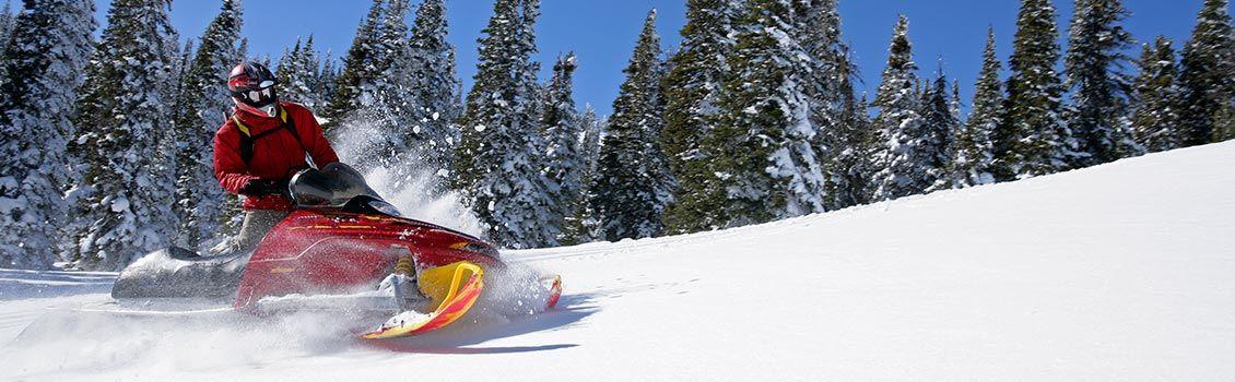 snowmobile carving powder