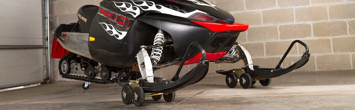 How To Prepare Your Snowmobile For Summer Storage