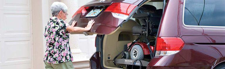 Automobile Mobility Modification Reimbursement Programs