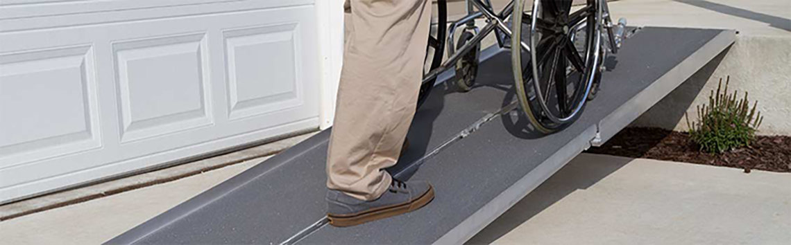 How to Determine Proper Wheelchair Ramp Length