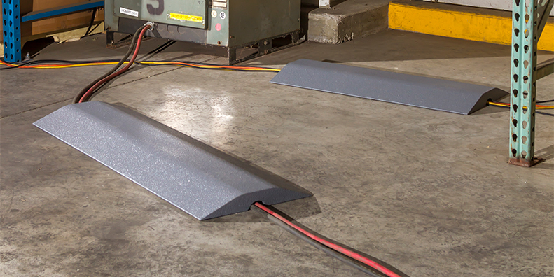 A modular cable protector
