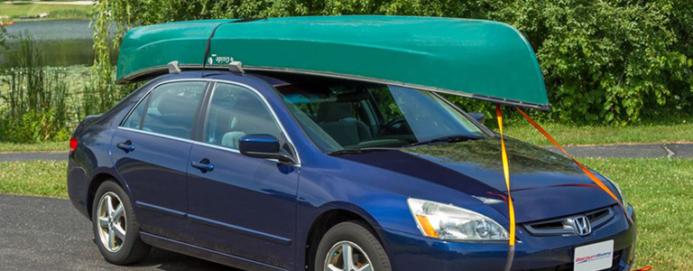 How to Tie Down a Kayak to a Vehicle