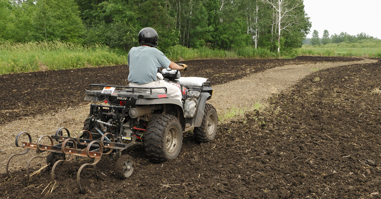 No Tractor Needed: How to Plant a Food Plot with an ATV
