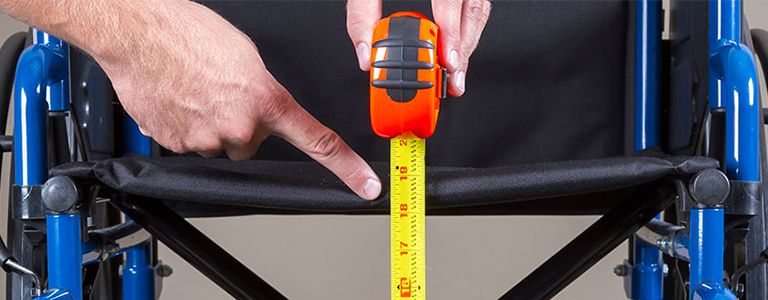 Getting a Comfortable Fit: How to Measure for a Manual Wheelchair