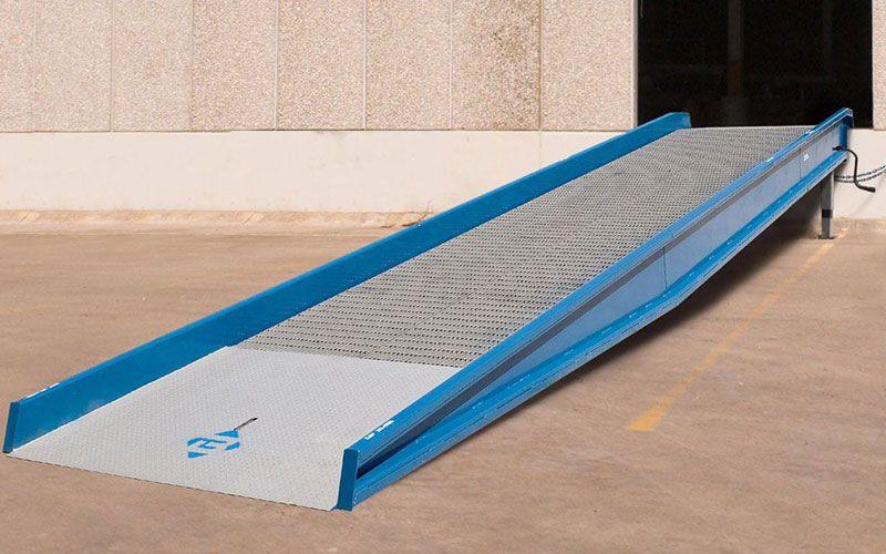standard yard ramp