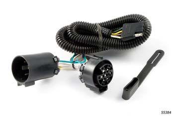 Trailer wiring harness