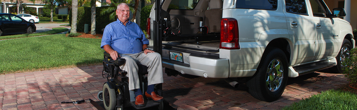 Understanding the Different Types of Wheelchair Lifts for Vehicles