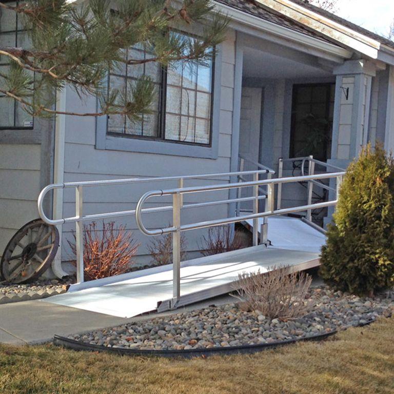 Consider modular ramps for long term access