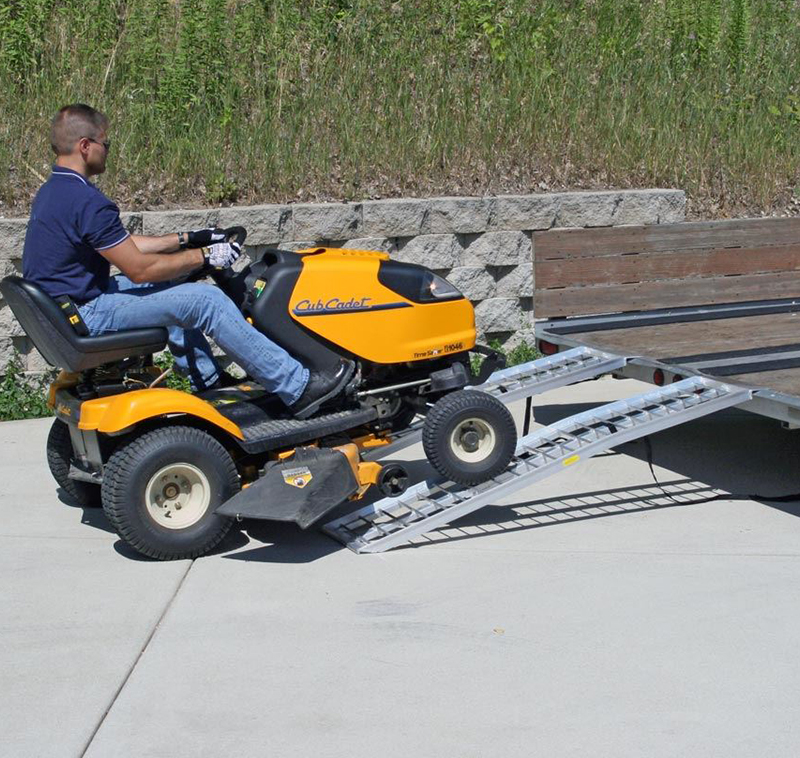 Assess if your ATV is the only vehicle you need to load up