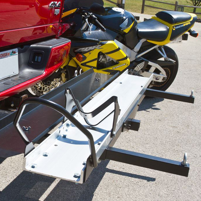 Think about whether you will need integrated wheel chocks