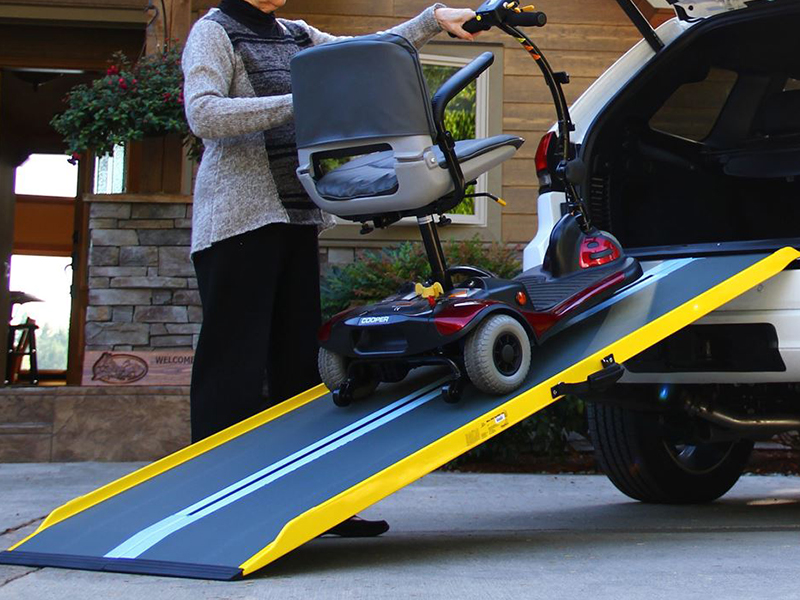 Wheelchair Van Ramps