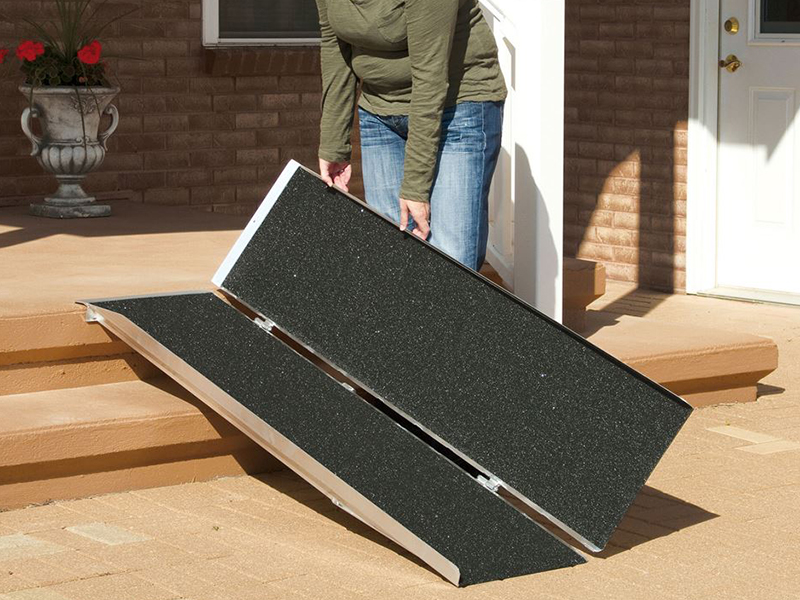 Single Fold Wheelchair Ramps