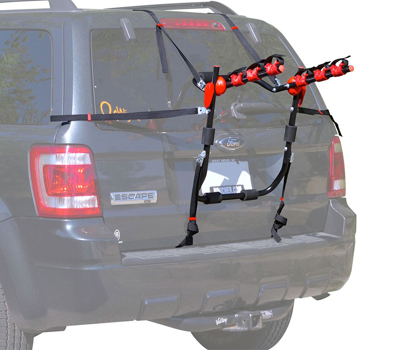 Hatchback and Trunk Bike Racks