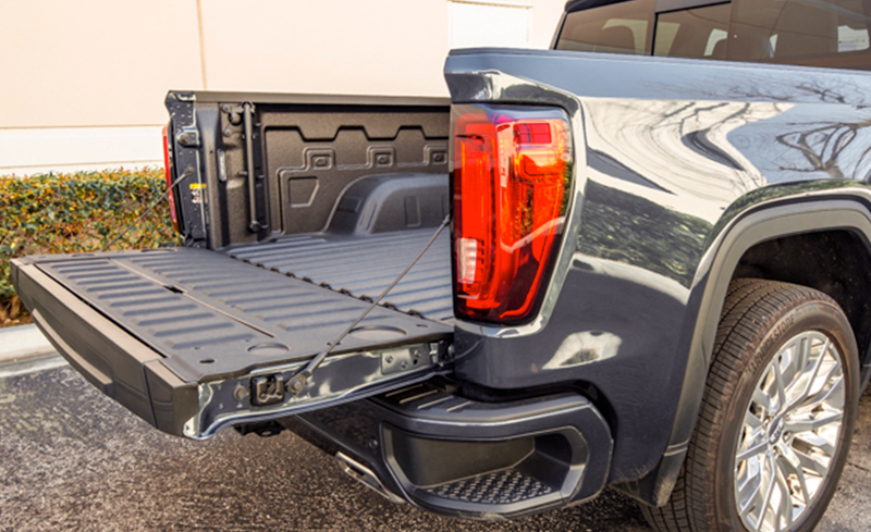 How Much Weight Can My Truck's Tailgate Cables Support?