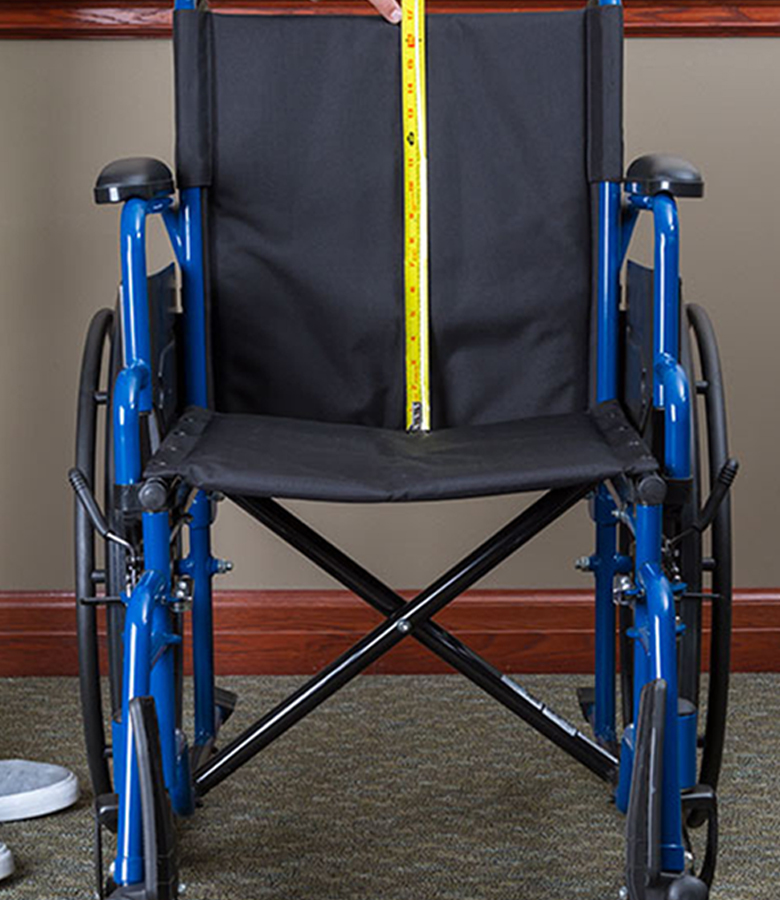 Astounding How To Measure For A Manual Wheelchair Inzonedesignstudio Interior Chair Design Inzonedesignstudiocom