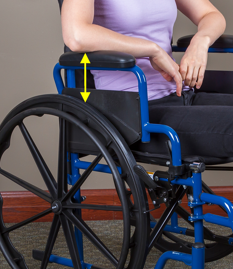 Wondrous How To Measure For A Manual Wheelchair Inzonedesignstudio Interior Chair Design Inzonedesignstudiocom