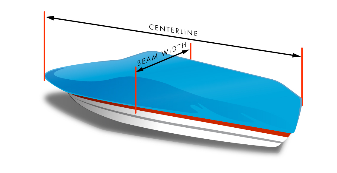How to Measure for a Universal Boat Cover