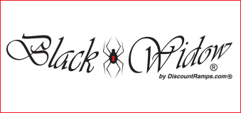 Black Widow by DiscountRamps.com