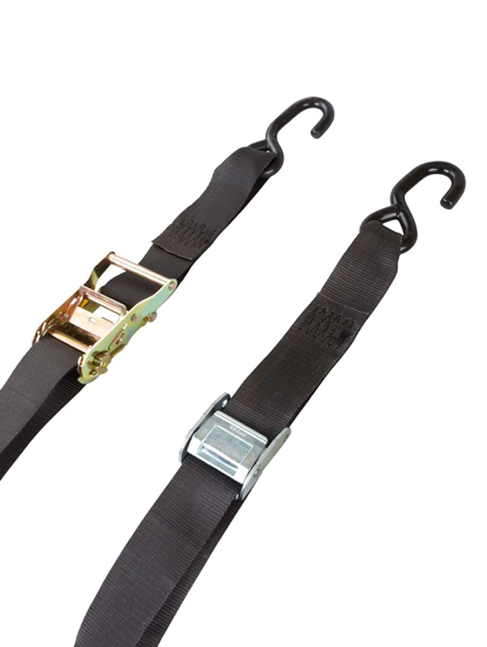 Motorcycle Tie-Down Straps