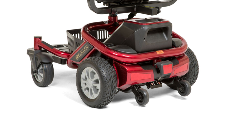 Midsize or Full-size Scooters