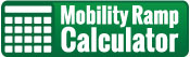 Mobility Ramp Calculator Button