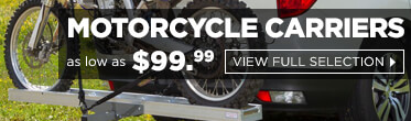 Shop all Motorcycle Carriers
